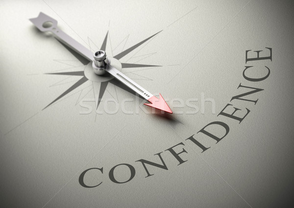 Psychology, Self Confidence Coaching Stock photo © olivier_le_moal