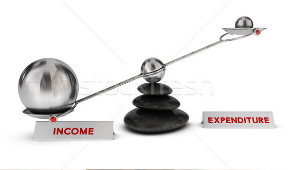 Profits or ROI Concept Stock photo © olivier_le_moal