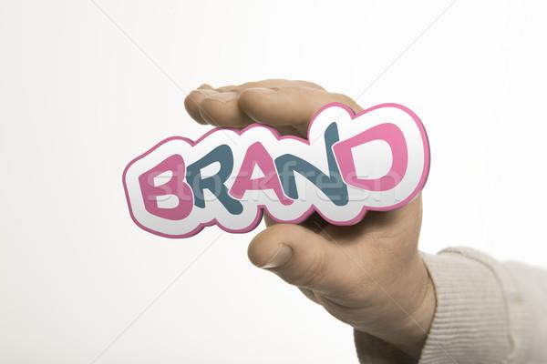Company Identity Stock photo © olivier_le_moal