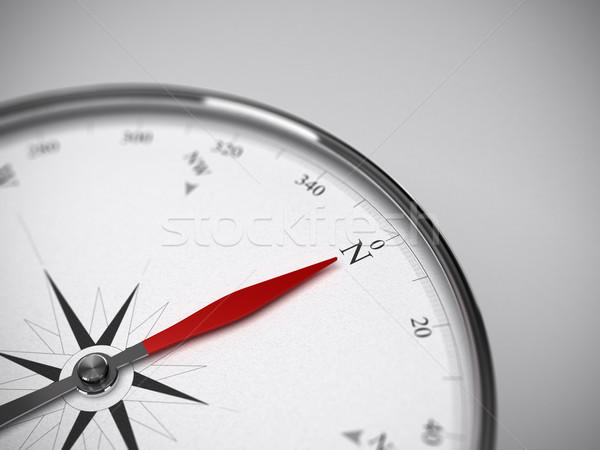 Compass Pointing to the North Stock photo © olivier_le_moal