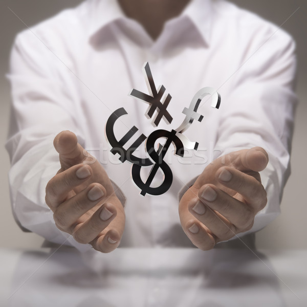 Invest Concept Stock photo © olivier_le_moal
