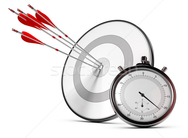 SMART Objective or Goals Concept Stock photo © olivier_le_moal