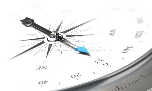 Compass Background Stock photo © olivier_le_moal