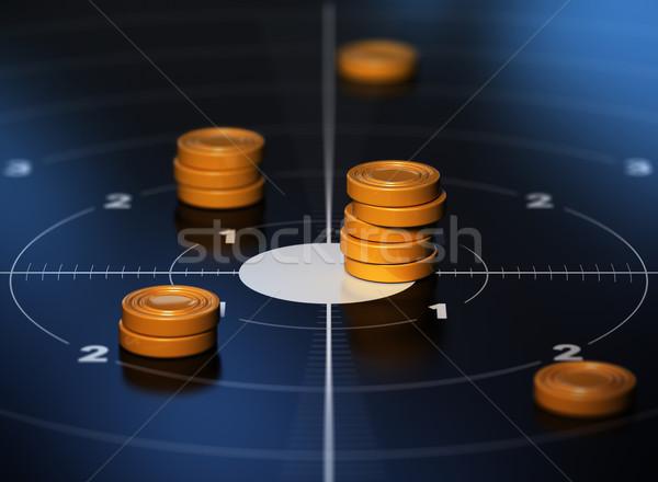 Competitive Advantage Concept Stock photo © olivier_le_moal