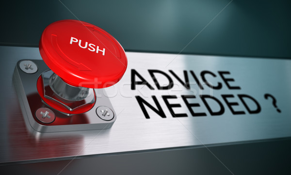 Urgent Advice, Problem Solving Stock photo © olivier_le_moal
