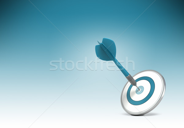 Achieve Business Goals Stock photo © olivier_le_moal
