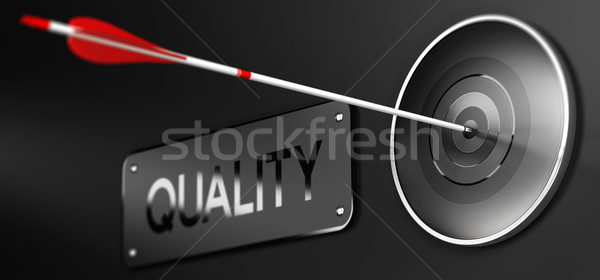 Best Quality Concept Stock photo © olivier_le_moal