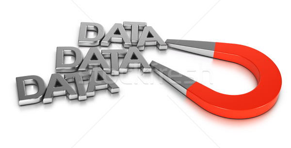 Data Collection Concept Stock photo © olivier_le_moal