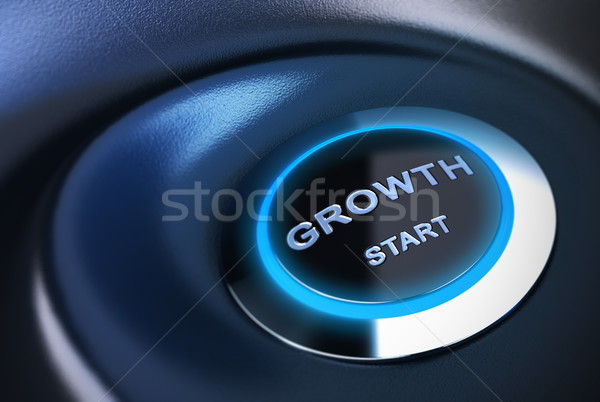 Restarting or Stimulate Economy, Growth Engine Stock photo © olivier_le_moal