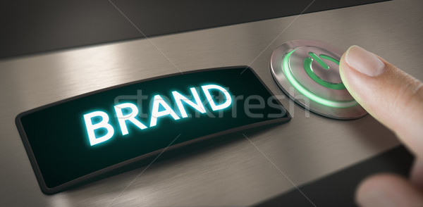 Brand Activation Campaign Stock photo © olivier_le_moal