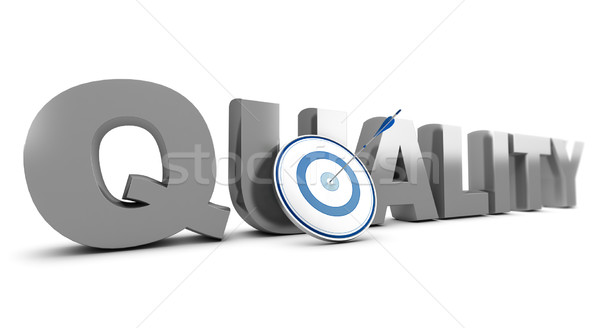 Improving Quality Standards Stock photo © olivier_le_moal