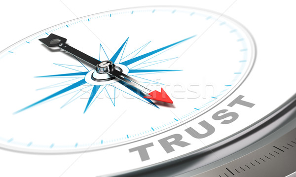 Business Trust Concept Stock photo © olivier_le_moal