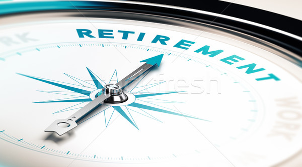 Retirement Stock photo © olivier_le_moal