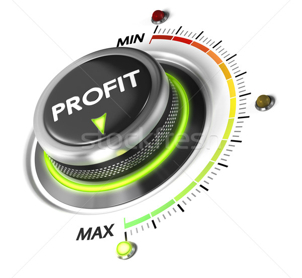 Profit, Finance Concept Stock photo © olivier_le_moal