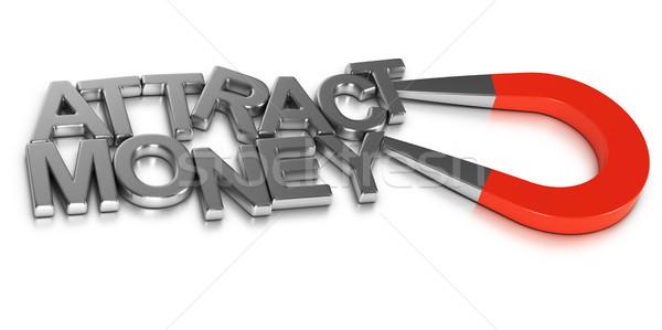 Earn Money Easily Stock photo © olivier_le_moal