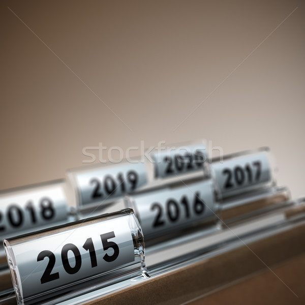 2015 Stock photo © olivier_le_moal