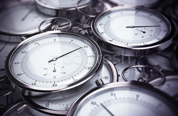 Time Management Solutions and Productivity Stock photo © olivier_le_moal