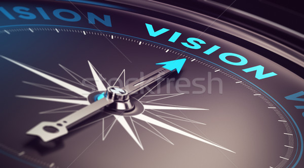 Business Vision Stock photo © olivier_le_moal