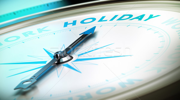 Holiday Stock photo © olivier_le_moal