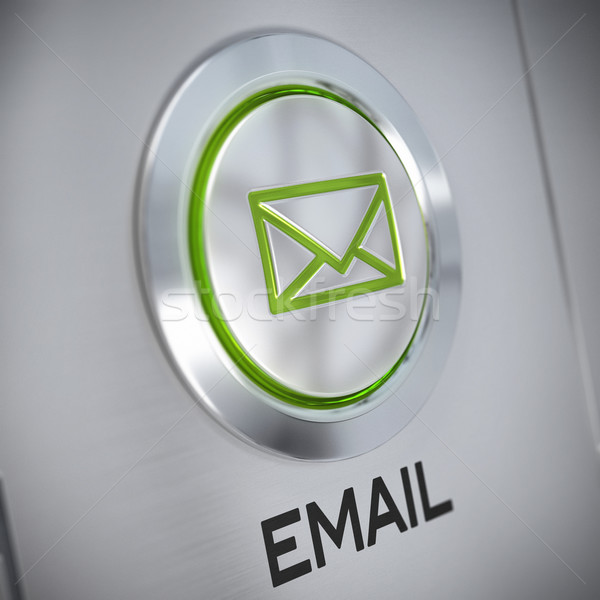 Email Symbol Stock photo © olivier_le_moal