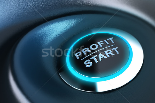 Capital management, profit and investment Stock photo © olivier_le_moal