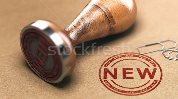Introducing a New Product or Service Stock photo © olivier_le_moal