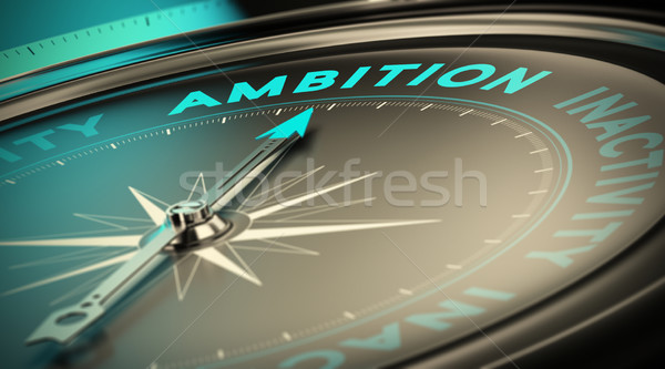 Ambition Stock photo © olivier_le_moal