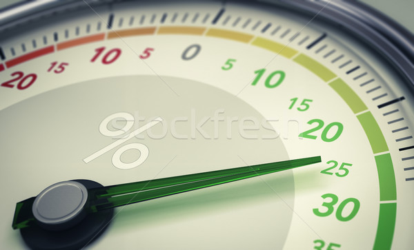 Analytics, Financial Concept Stock photo © olivier_le_moal