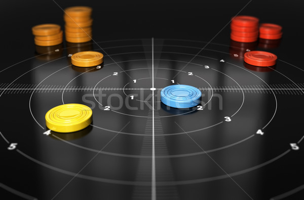Smart Objective Concept Stock photo © olivier_le_moal