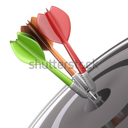 High Precision Concept Image Stock photo © olivier_le_moal