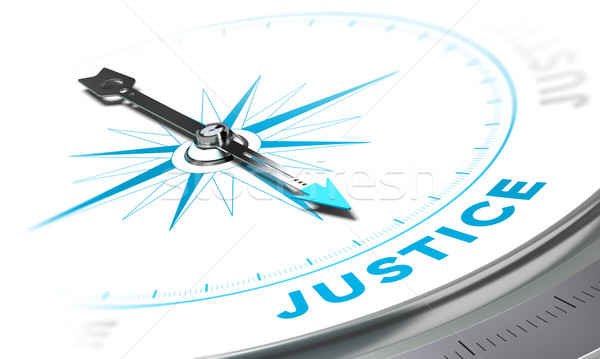 Justice Stock photo © olivier_le_moal