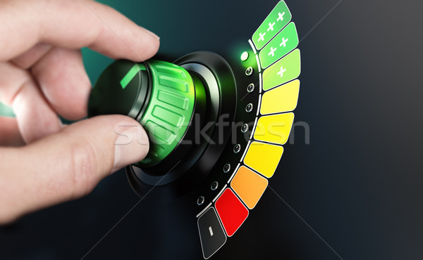 Energy Efficient Concept Stock photo © olivier_le_moal