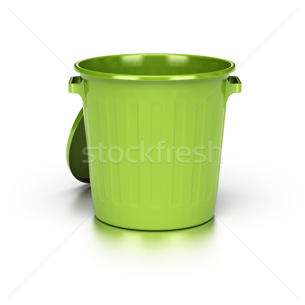 пусто мусор зеленый белый Сток-фото © olivier_le_moal