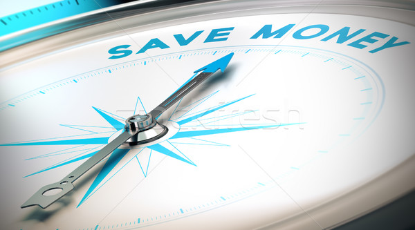 Way to Save Money Stock photo © olivier_le_moal