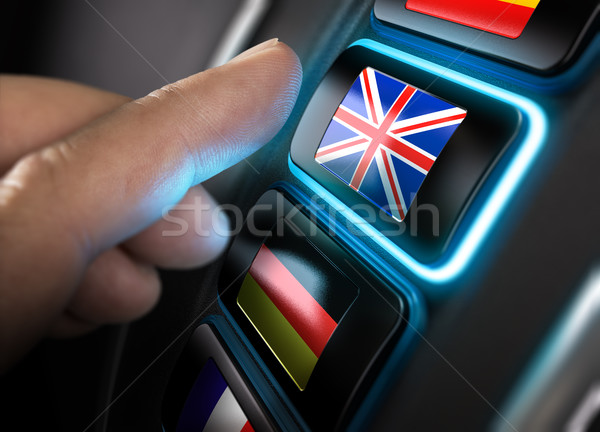 English Language Stock photo © olivier_le_moal