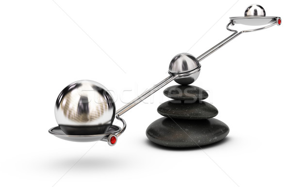 Imbalance Concept Stock photo © olivier_le_moal