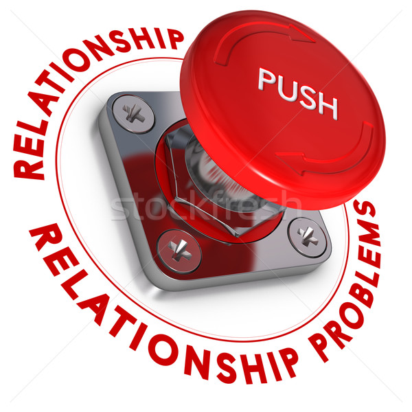 Relationship Problems and Solutions Concept Stock photo © olivier_le_moal