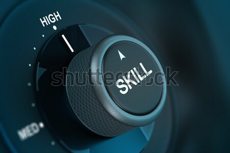 IQ, Intelligence Quotient Test  Stock photo © olivier_le_moal
