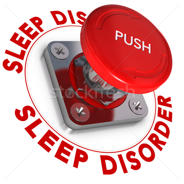 Sleep Disorder Stock photo © olivier_le_moal