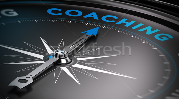 Coaching Stock photo © olivier_le_moal