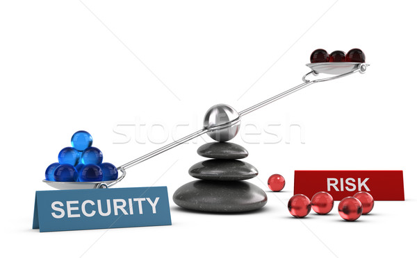 Risk Management. Choice of Security Stock photo © olivier_le_moal