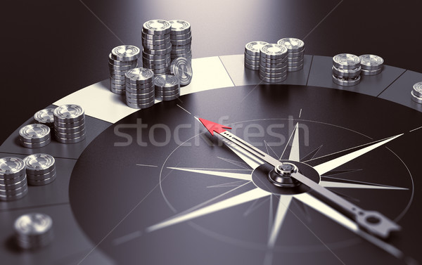 Making Profit, Good Investment Stock photo © olivier_le_moal