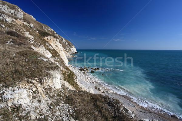 Dorset Coast England Stock photo © ollietaylorphotograp
