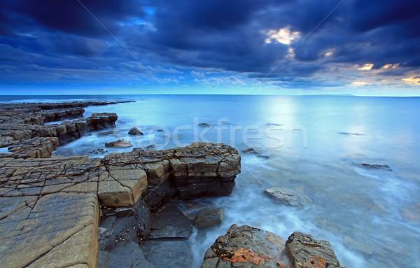 Dorset Kimmeridge bay Stock photo © ollietaylorphotograp