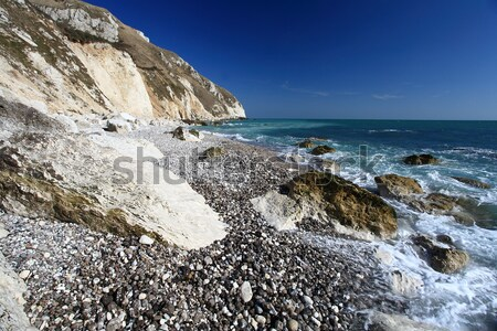 Dorset Coast England Stock photo © ollietaylorphotograp