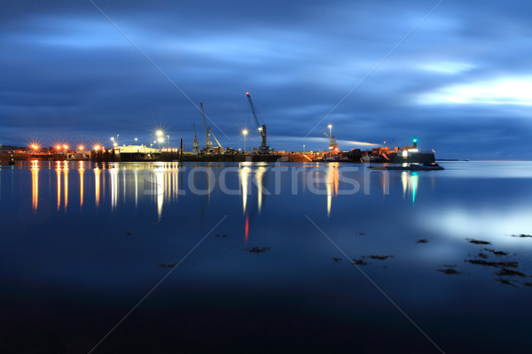 Guernsey St Peter Port Stock photo © ollietaylorphotograp