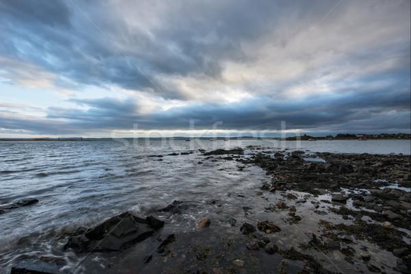 Holy Island Northumberland Stock photo © ollietaylorphotograp