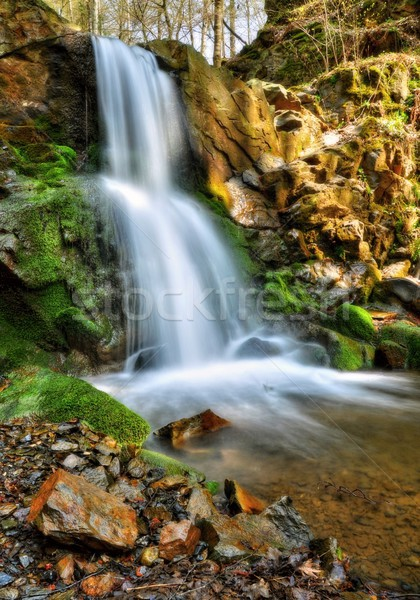 Waterfalls Stock photo © ondrej83