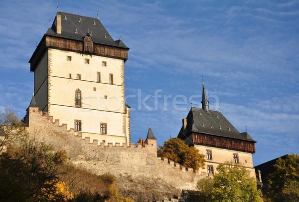 Castle Stock photo © ondrej83