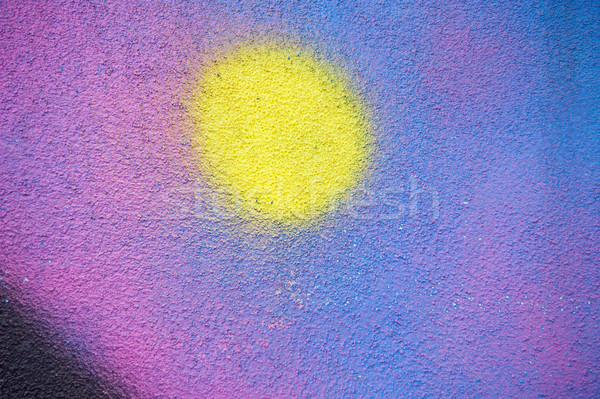 カラフル アップ 青 紫色 黄色 デザイン ストックフォト © ondrej83